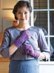 Lace and Twist Gloves - Interweave Gifts 2009