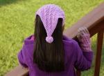 Bella Headwrap - Petite Purls Winter 2010
